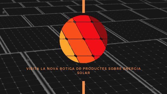 botiga de productes especialitzats en energia solar