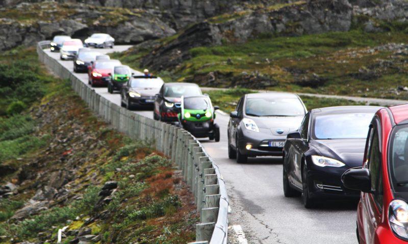 cotxes venuts a Noruega