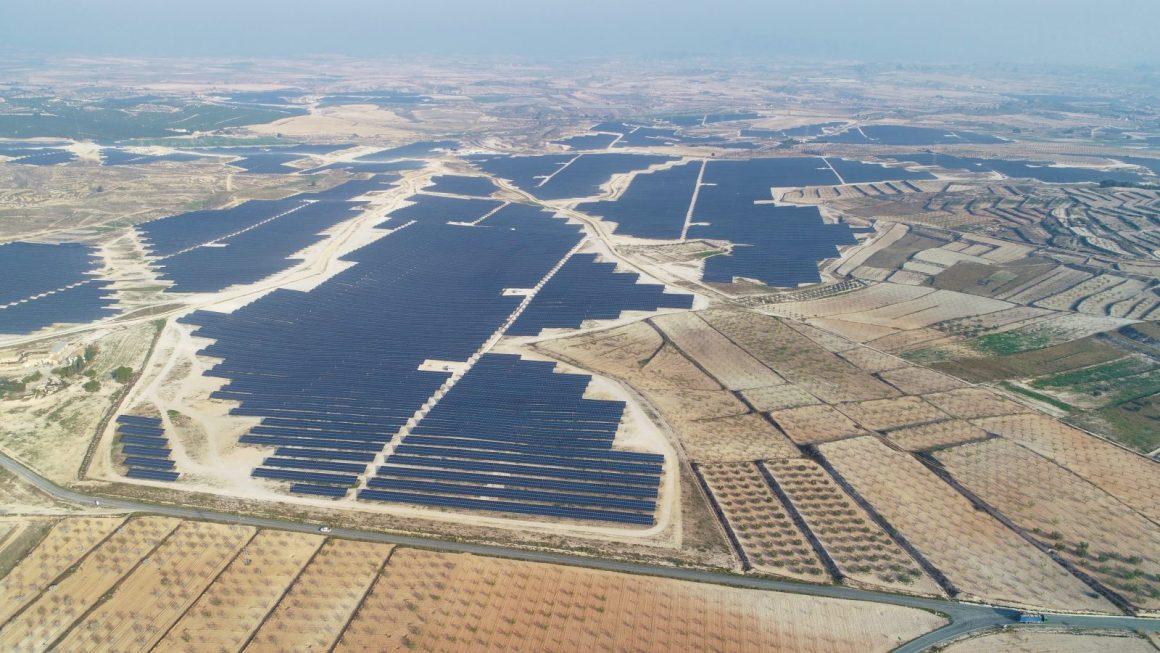 La planta solar fotovoltaica més gran d'Europa